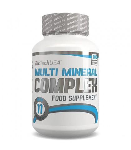 Multi mineral Complex BioTech 100tab