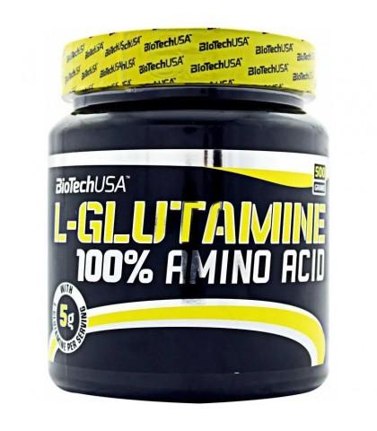 100% L-Glutamine BioTech 500g