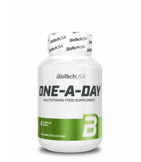 One A Day BioTech 100tab
