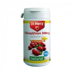 Afine 500mg plus Vitamina C Dr.Herz 60 capsule