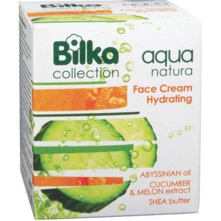 Crema de fata hidratanta Bilka Aqua Natura 40ml