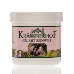 Gel recuperator cu tătăneasă Kräuterhof 250ml