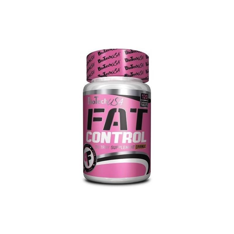 Fat Control BioTech 120tab