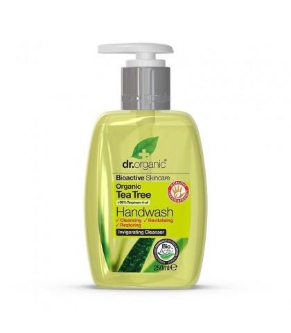 Sapun lichid Bio Extract de Arbore de Ceai Dr.Organic 250ml