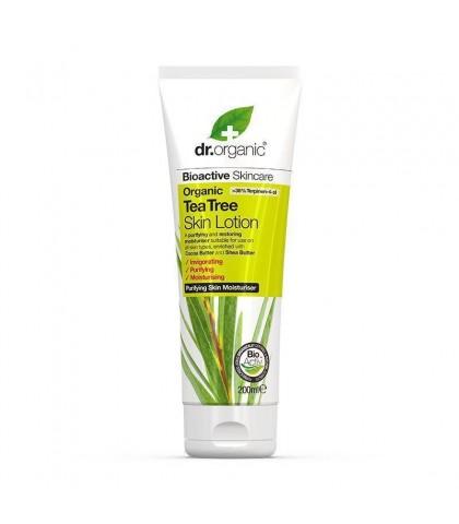Crema de corp Bio Extract de Arbore de Ceai Dr.Organic 200ml