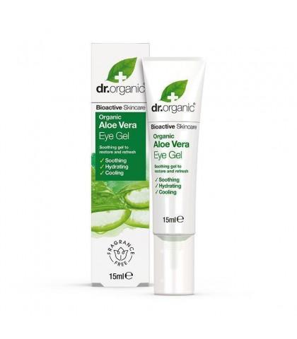 Antirid Bio Aloe Vera Dr.Organic 15ml