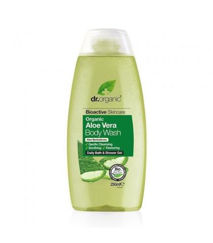 Gel de dus Bio Aloe Vera Dr.Organic 250 ml