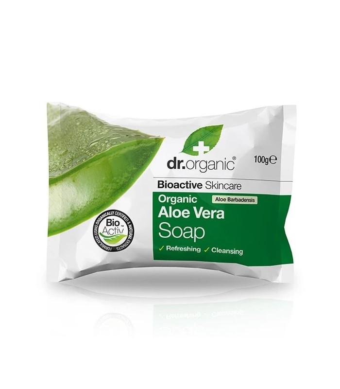 Sapun Bio Aloe Vera Dr.Organic 100g