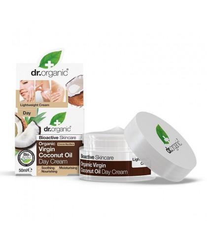 Crema de zi Bio Cocos Dr.Organic 50ml