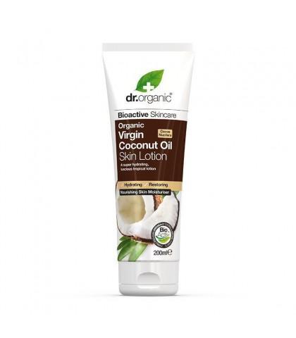 Crema de corp hidratanta Bio Cocos Dr.Organic 200ml