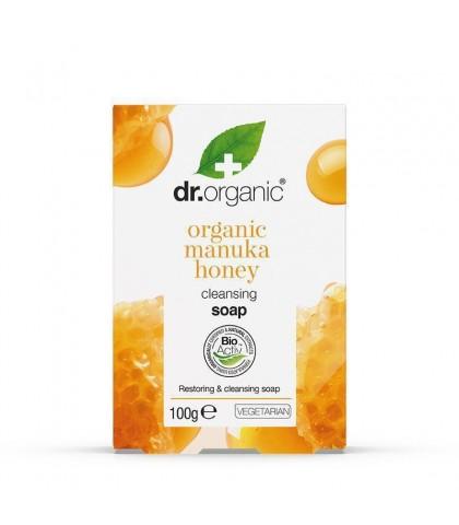Sapun Bio Miere Manuka Dr.Organic 100g