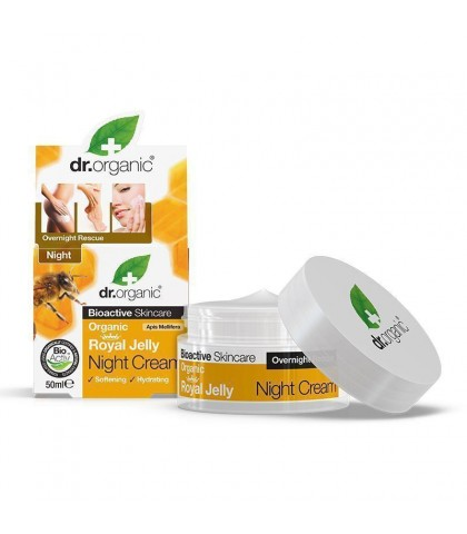 Crema de noapte Bio Laptisor de Matca Dr.Organic 50ml