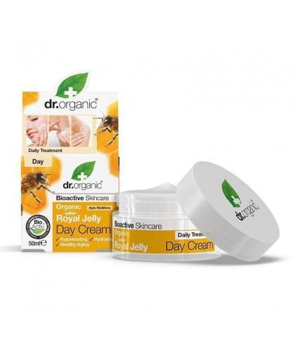 Crema de zi Bio Laptisor de Matca Dr.Organic 50ml