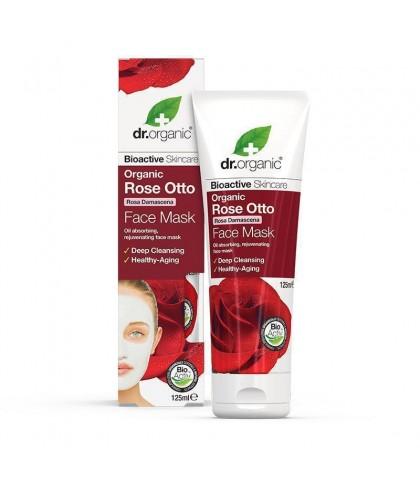 Masca de fata Bio Trandafiri Dr.Organic 125ml