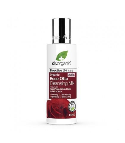 Lapte demachiant Bio Trandafiri Dr.Organic 150ml