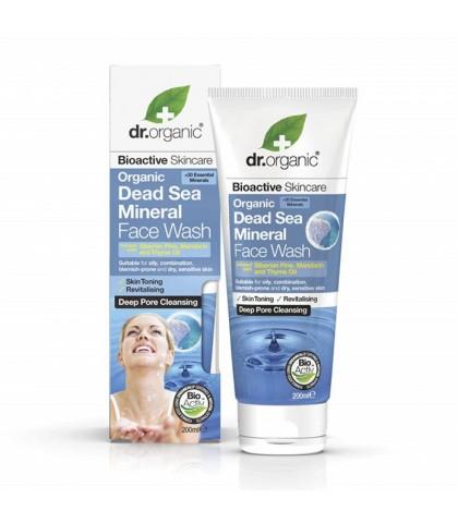 Demachiant Minerale de la Marea Moarta Dr.Organic 200ml