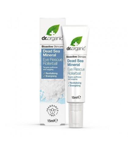 Ser contur ochi Minerale de la Marea Moarta Dr.Organic 15ml
