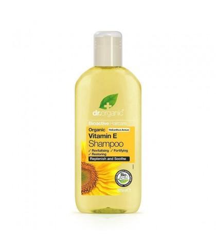 Sampon Bio Vitamina E Dr.Organic 265ml