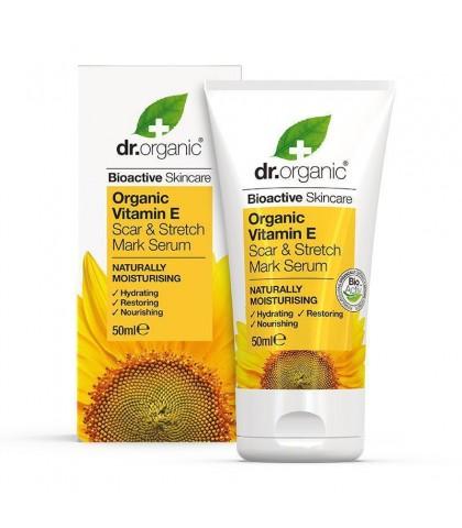 Ser protector Bio Vitamina E Dr.Organic 50ml