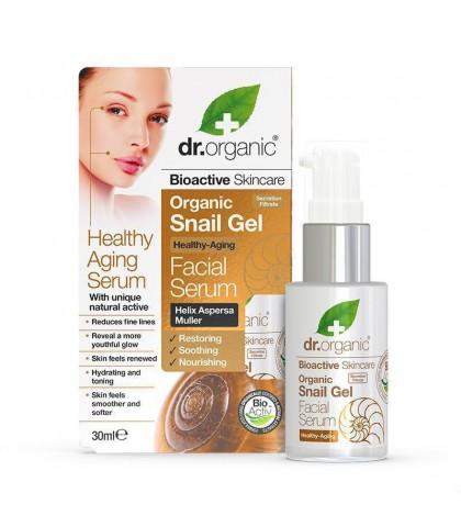 Gel serum facial extract de melc Dr.Organic 30ml