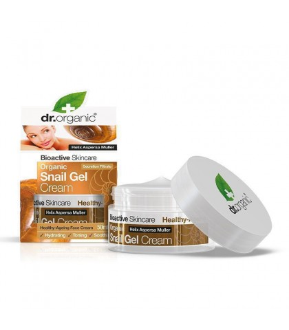 Crema fata anti-aging extract de melc Dr.Organic 50ml