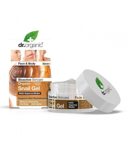 Gel revitalizant extract de melc Dr.Organic 50ml
