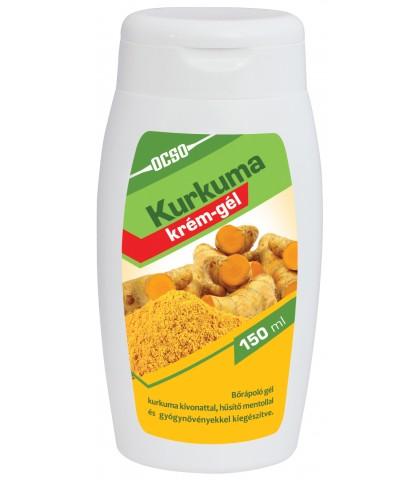 Gel de corp cu extract de Curcuma Ocso 150ml