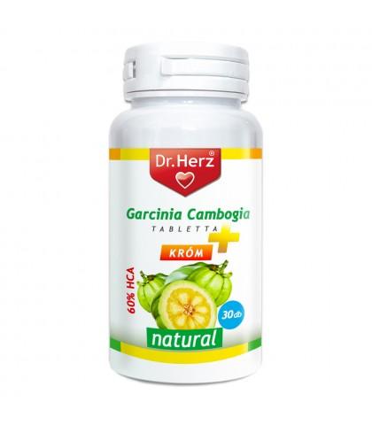 Garcinia Cambogia plus Crom Dr.Herz 30 capsule