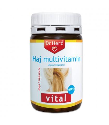 Multivitamine pentru par Dr.Herz 60 capsule