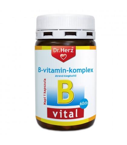 Vitamine B complex Dr.Herz 60 capsule
