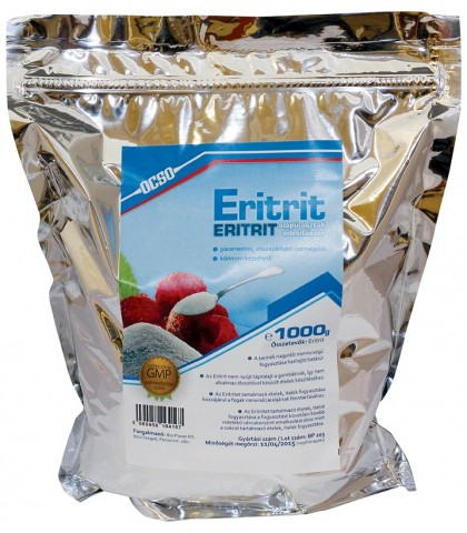 Eritrit indulcitor natural Ocso 1000gr