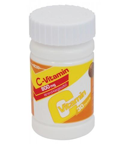 Ocso Vitamina C 800mg 30 capsule