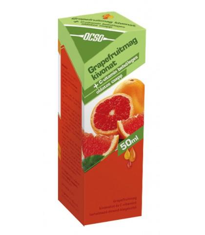 Ocso Extract de samburi de Grapefruit picaturi 50 ml