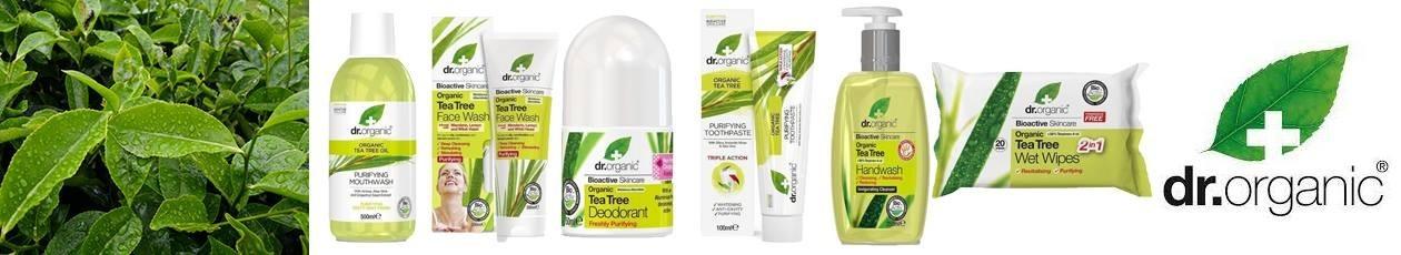 Dr.Organic Arbore de Ceai