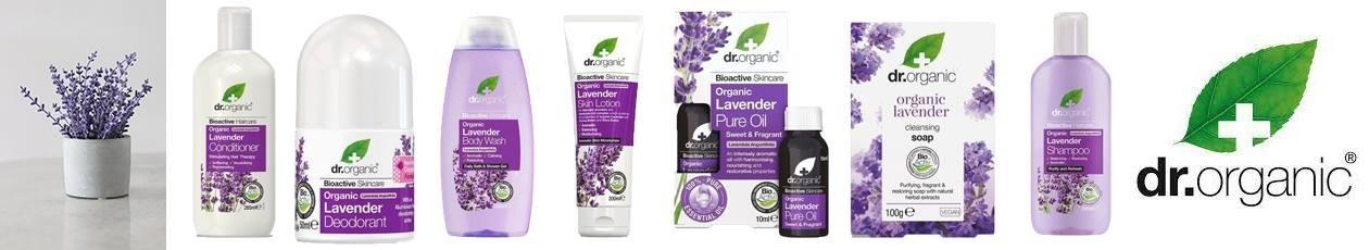 Dr.Organic Lavanda