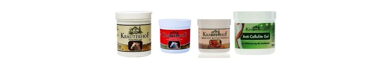 Cosmetice terapeutice Kräuterhof